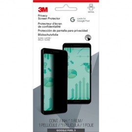 3M Privacy Screen Protector f Google Pixel 3 Phone MPPGG009