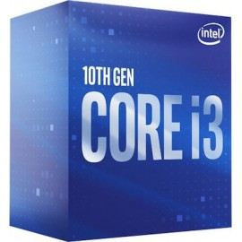 Intel Core i3-10100 Box