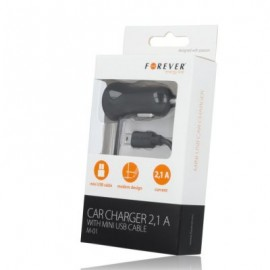 Forever M01 Car charger Mini USB 2,1 A OPEN BOX
