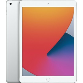 "Apple iPad 2020 10.2"" (128GB) Silver"