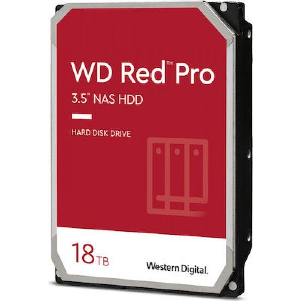 Western Digital Red Pro 18TB