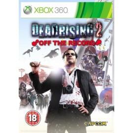 Dead Rising 2: Off The Record XBOX 360