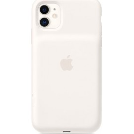 Apple iPhone 11 Smart Battery Case + Wireless Charging white