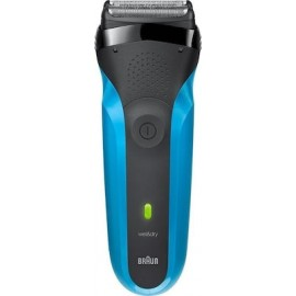 Braun Series 3 310 BT black/blue