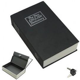 XXL Βιβλίο Χρηματοκιβώτιο Ασφαλείας Book Safe Dictionary