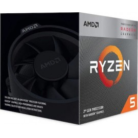 AMD Ryzen 5 3400G OPEN BOX