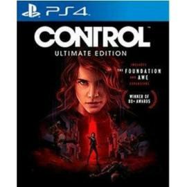 Control Ultimate Editon PS4