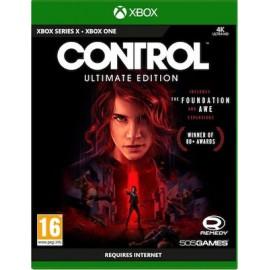 Control Ultimate Editon XBOX ONE