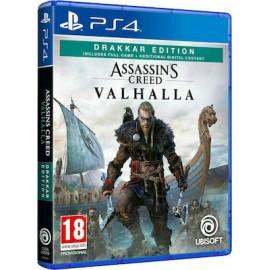 Assassin`s Creed Valhalla (Drakkar Edition) PS4