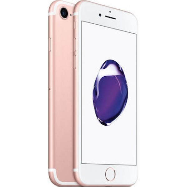 Apple iPhone 7 (128GB) Rose Gold (Apple Pre-Owned)