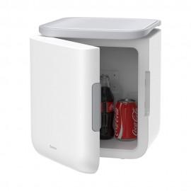 Baseus Igloo Mini Fridge for Students 6L EU (Cooler and Warmer) (ACXBW-A02) White