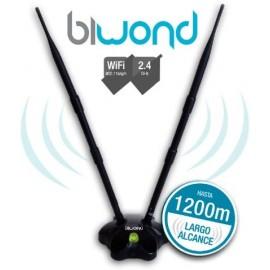 Biwond Antenna wifi 2W
