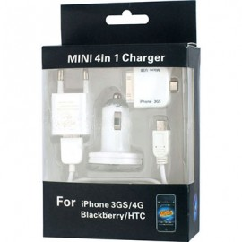 Mini 4 in 1 charger