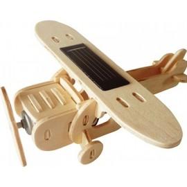 Robotime Solar Item Ηλιακό Μονοπλάνο