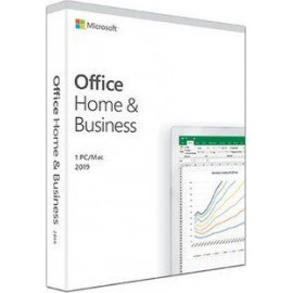 Microsoft Office 2019 Home and Business (PKC) englisch P6 (T5D-03308)