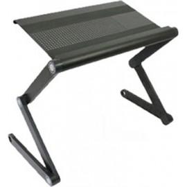 Smart Foldable T6 Table Black