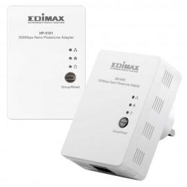 EDIMAX PowerLine Adapter Kit  HP-5101K 500MBPS Nano