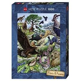 Heye Puzzle High Mountains (29618) 1000prts 50x70cm