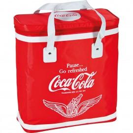 COOLER BAG COCA COLA 20L EZETIL RED