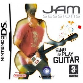 am Sessions: Sing & Play Guitar (Nintendo DS)