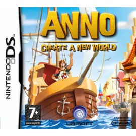 Anno Create a New World DS USED