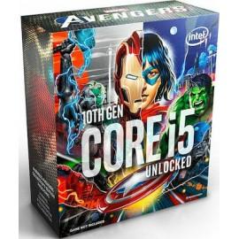 Intel Box Core i5 Processor i5-10600KA 4,10Ghz 12M Comet Lake