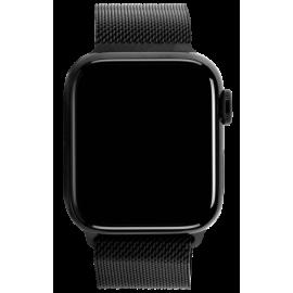 Apple Watch Series 4 GPS Cell 40mm Black Steel Black Loop