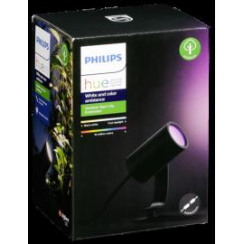 Philips Hue Lily LED 1lmp. Spot Extension black