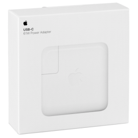 Apple 61W USB-C Power Adapter MRW22ZM/A