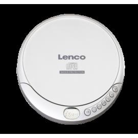 Lenco CD-201 silver