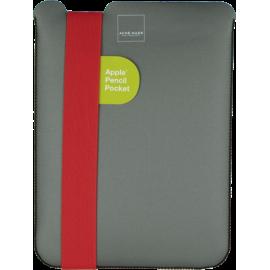ACME Made Skinny Sleeve iPad Pro 9,7  Stretchshell grey orange