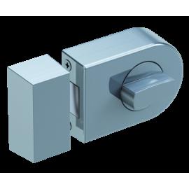 Olympia Door Lock RS 50 silvergrey
