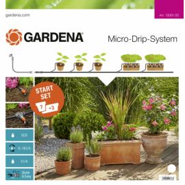 Gardena Micro-Drip Starter Set Flower Pots M