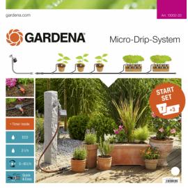Gardena Micro-Drip Starter Set Flower Pots M automatic