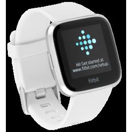 Fitbit Versa Lite white/silver