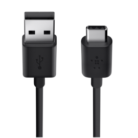 Belkin MIXIT USB-C/USB-A Cable 1,2m black F2CU032bt04-BLK