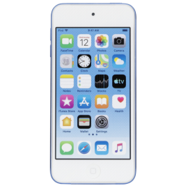 Apple iPod touch blue 32GB 7. Generation