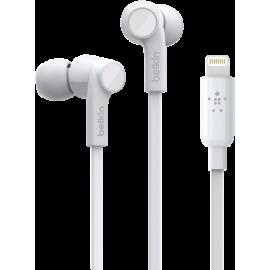 Belkin Rockstar In-Ear Headphone Lightning white G3H0001btWHT
