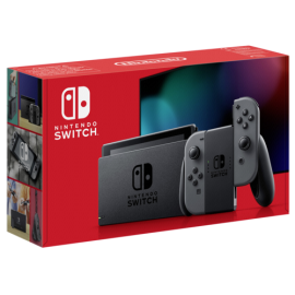 Nintendo Switch Grey (new Version 2019)