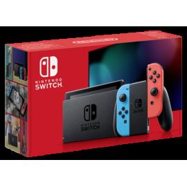 Nintendo Switch Neon-Red / Neon-Blue (new Version 2019)