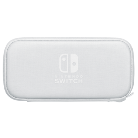 Nintendo Switch Lite Bag and Screen Protector white