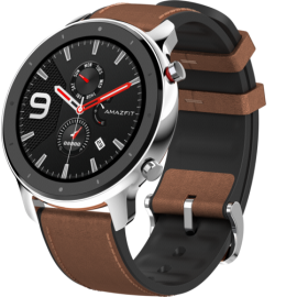 Amazfit GTR stainless steel 47mm