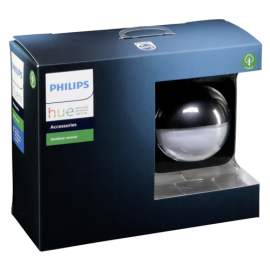 Philips Hue Motion Detector Sensor Outdoor black