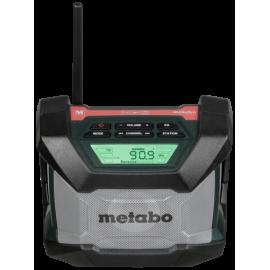 Metabo R12-18 cordless construction site radio