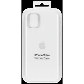 Apple iPhone 11 Pro Silicone Case White