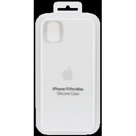 Apple iPhone 11 Pro Max Silicone Case White