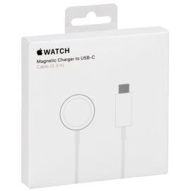 Apple Watch Magnetic Charger to USB-C Cable (0.3 m) MX2J2ZM/A