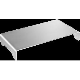 DIGITUS Monitor stand Aluminum silver