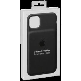 Apple iPhone 11 Pro Max Smart Batt. Case + Wireless Charging black