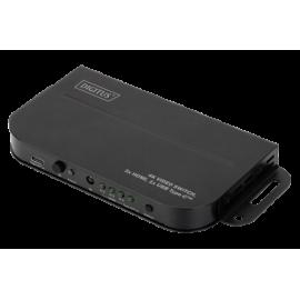 Digitus 4K Video Switch 3x HDMI 1x USB Type-C